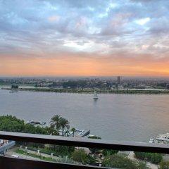 Отель Holiday Inn Cairo Maadi балкон