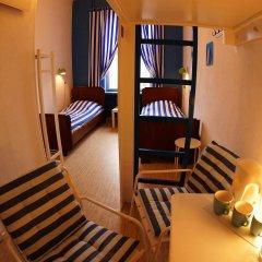 Отель Oki Doki Hostel Польша, Варшава - 1 отзыв об отеле, цены и фото номеров - забронировать отель Oki Doki Hostel онлайн интерьер отеля