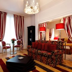Majestic Hotel - Spa Paris комната для гостей фото 2