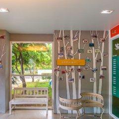 Отель Mandawee Resort & Spa развлечения