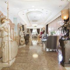 Euro Stars Old City Турция, Стамбул - 2 отзыва об отеле, цены и фото номеров - забронировать отель Euro Stars Old City онлайн интерьер отеля фото 2