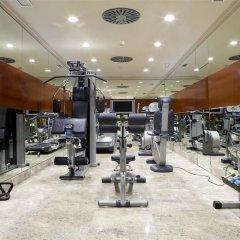 Nixe Palace Hotel фитнесс-зал
