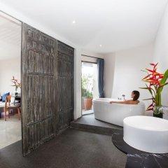Отель Tamarina Bed & Bistro Таиланд, Самуи - отзывы, цены и фото номеров - забронировать отель Tamarina Bed & Bistro онлайн ванная