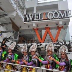 Wellcome Hotel спортивное сооружение