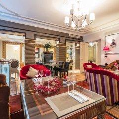 Отель Villa Saint-Honoré Франция, Париж - отзывы, цены и фото номеров - забронировать отель Villa Saint-Honoré онлайн интерьер отеля