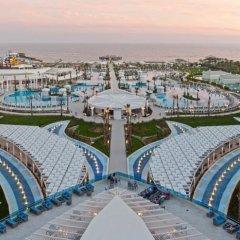 Sueno Hotels Golf Belek Турция, Белек - отзывы, цены и фото номеров - забронировать отель Sueno Hotels Golf Belek - All Inclusive онлайн пляж фото 2