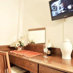 Отель Albergo Romagna Бертиноро удобства в номере