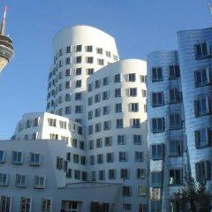 Отель am Hafen Германия, Дюссельдорф - отзывы, цены и фото номеров - забронировать отель am Hafen онлайн вид на фасад