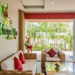 Отель Pattaya Rin Resort Таиланд, Паттайя - отзывы, цены и фото номеров - забронировать отель Pattaya Rin Resort онлайн интерьер отеля