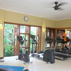 Essence Hoi An Hotel & Spa фитнесс-зал