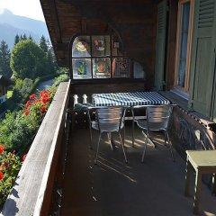 Отель Flüehli - Two Bedroom балкон