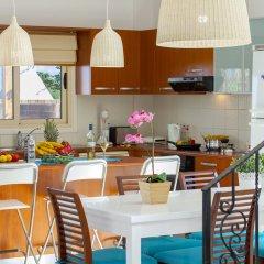 Отель Villa Crystal Sea Кипр, Протарас - отзывы, цены и фото номеров - забронировать отель Villa Crystal Sea онлайн питание фото 3