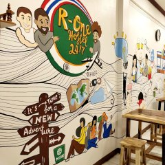 Отель R One 24 7 Hostel Таиланд, Бангкок - отзывы, цены и фото номеров - забронировать отель R One 24 7 Hostel онлайн фото 3