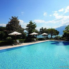 Отель Fairmont Le Montreux Palace бассейн фото 2