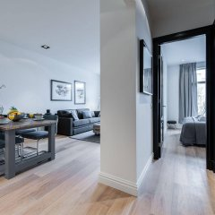 Апартаменты Tropen Apartments удобства в номере