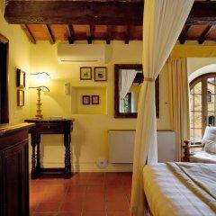 Отель Borgo San Luigi Строве удобства в номере