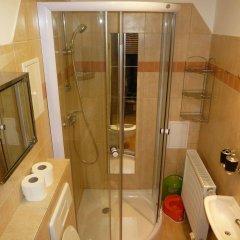 Отель Apartma SunGarden Liberec Чехия, Либерец - отзывы, цены и фото номеров - забронировать отель Apartma SunGarden Liberec онлайн ванная