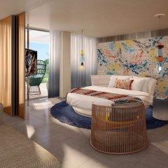 Отель W Ibiza комната для гостей фото 3