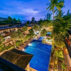 Отель Koh Tao Montra Resort & Spa бассейн фото 2