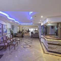 Sun Maritim Hotel Турция, Аланья - 1 отзыв об отеле, цены и фото номеров - забронировать отель Sun Maritim Hotel онлайн интерьер отеля фото 3