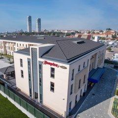Отель Hampton by Hilton Istanbul Zeytinburnu фото 5