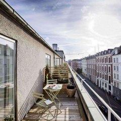 Отель Astoria Дания, Копенгаген - 6 отзывов об отеле, цены и фото номеров - забронировать отель Astoria онлайн балкон