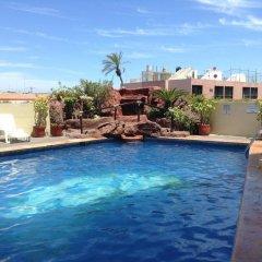 Hotel Hacienda Mazatlán бассейн фото 2