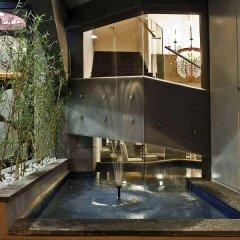 Hotel Caravel Рим бассейн