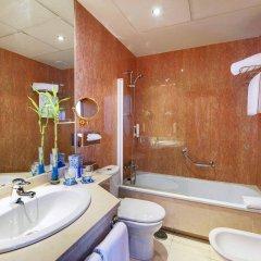 Hotel Sercotel Alcalá 611 ванная