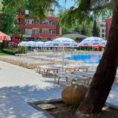 Отель Complex Zornica Residence - All Inclusive Болгария, Солнечный берег - отзывы, цены и фото номеров - забронировать отель Complex Zornica Residence - All Inclusive онлайн пляж