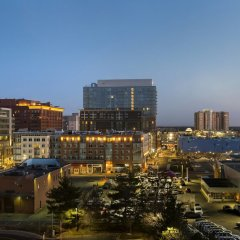Bethesda North Marriott Hotel & Conference Center городской автобус