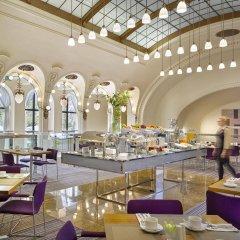 Отель K+K Hotel Central Prague Чехия, Прага - 3 отзыва об отеле, цены и фото номеров - забронировать отель K+K Hotel Central Prague онлайн питание фото 2