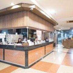 Отель Bangkok City Suite Бангкок гостиничный бар