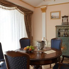 Гостиница Trezzini Palace 5* Стандартный номер с различными типами кроватей фото 15