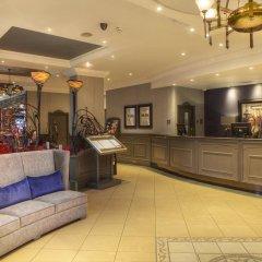 Отель Holiday Inn Glasgow City Centre Theatreland интерьер отеля фото 2