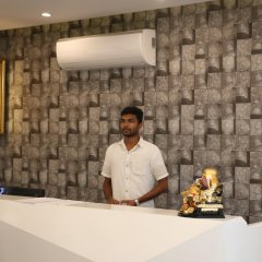 Отель Kestrels Colombo интерьер отеля
