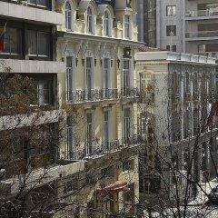 Hotel Luxembourg балкон