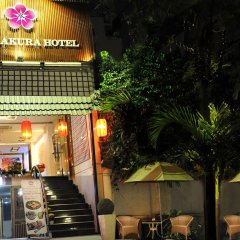 Thuy Sakura Hotel & Serviced Apartment питание
