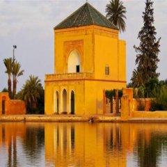 Отель Maison Aicha Марокко, Марракеш - отзывы, цены и фото номеров - забронировать отель Maison Aicha онлайн приотельная территория фото 2