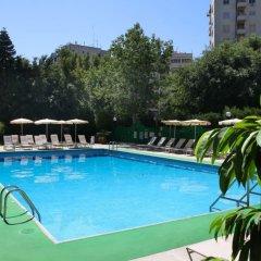 Hotel Dei Fiori бассейн