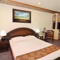 Отель Holiday Plaza Hotel Филиппины, Себу - отзывы, цены и фото номеров - забронировать отель Holiday Plaza Hotel онлайн комната для гостей фото 5