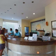 Grand Viking Hotel - All Inclusive интерьер отеля фото 3