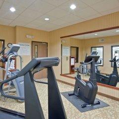 Отель Holiday Inn Express & Suites Ashland фитнесс-зал фото 3