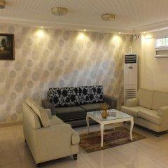 Cumali Hotel интерьер отеля