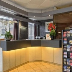 Отель At Gare du Nord Франция, Париж - 6 отзывов об отеле, цены и фото номеров - забронировать отель At Gare du Nord онлайн интерьер отеля фото 2