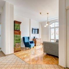 Апартаменты Dom & House - Apartment Fiszera Sopot Сопот комната для гостей фото 3