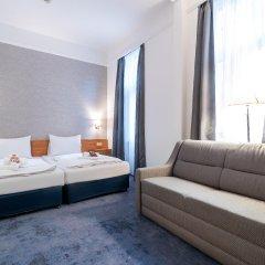 Novum Hotel Golden Park Budapest комната для гостей фото 2