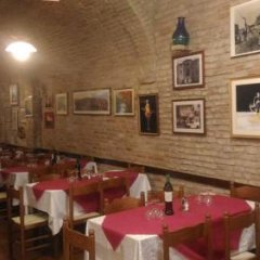 Отель Pensione Delfino Azzurro Лорето питание фото 3