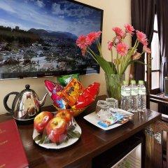 Отель Hanoi Posh Hotel Вьетнам, Ханой - отзывы, цены и фото номеров - забронировать отель Hanoi Posh Hotel онлайн удобства в номере фото 2