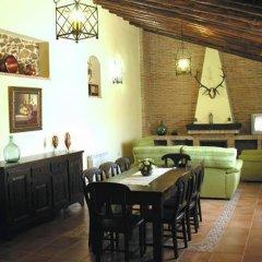 Отель Casa Rural Cervantes питание